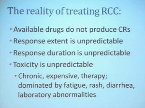 5 the reality of treating RCc